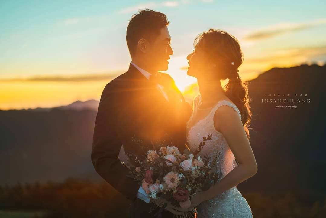 合歡山日出婚紗,攝影英聖,造型晼屏