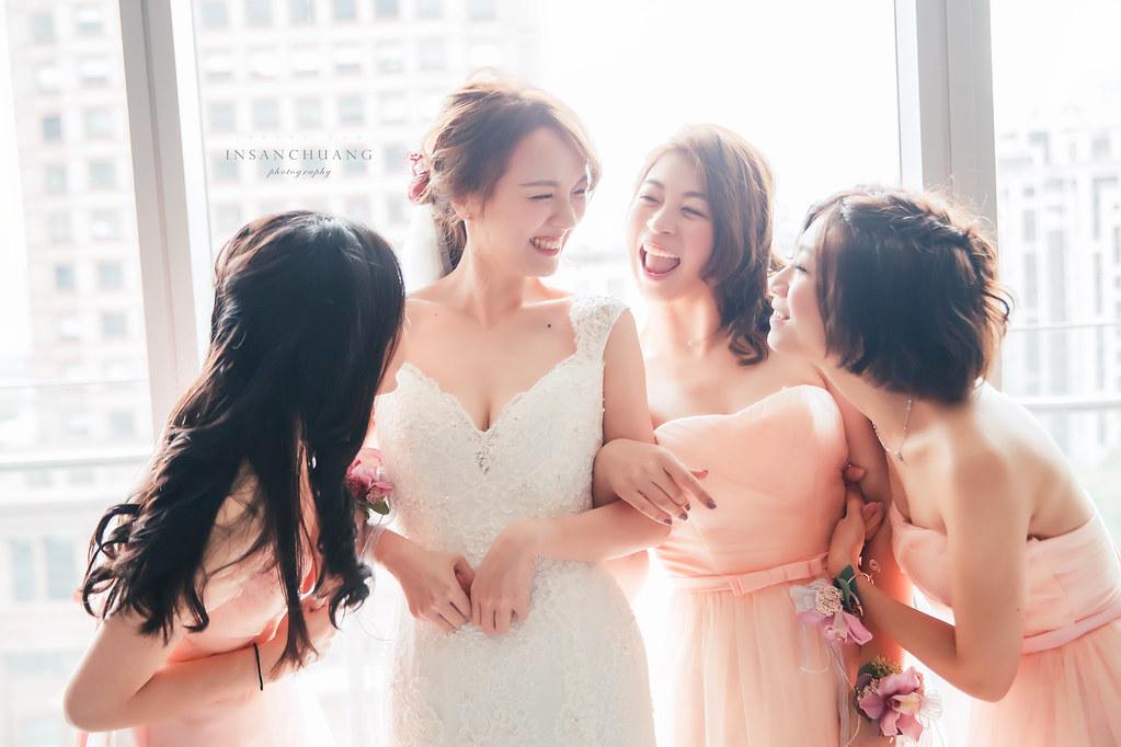 寒舍艾美婚攝-台北婚禮紀錄