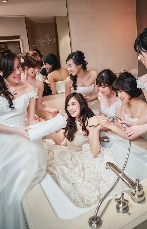 婚攝英聖婚紗婚禮創意作品
