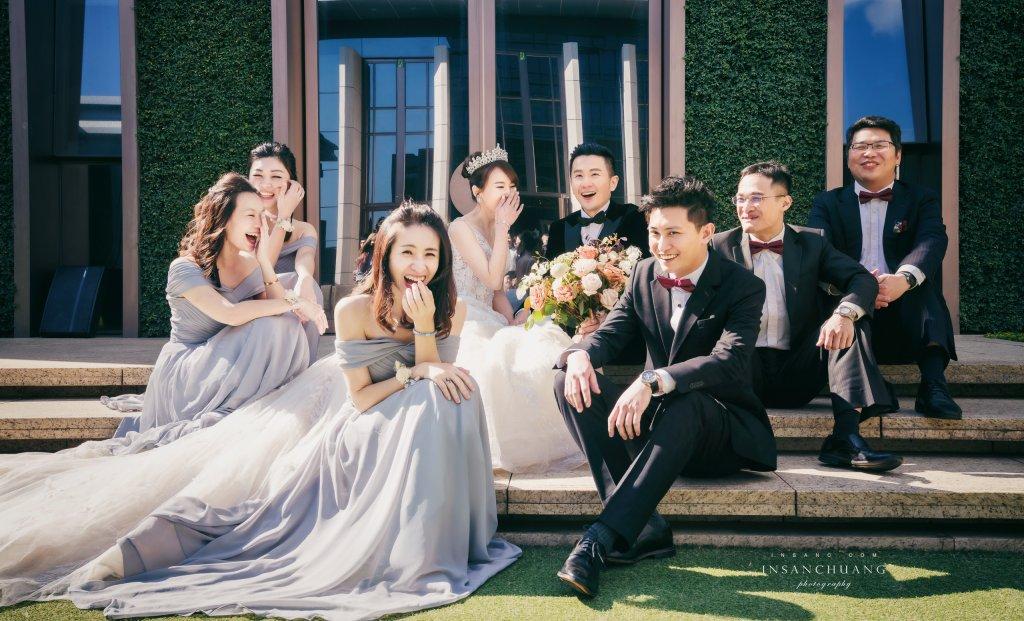 萬豪婚攝-台北婚禮紀錄作品