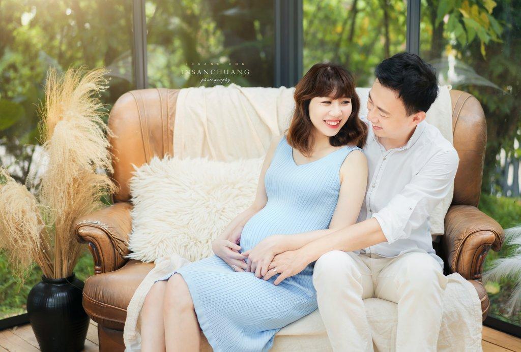 婚攝英聖孕婦寫真