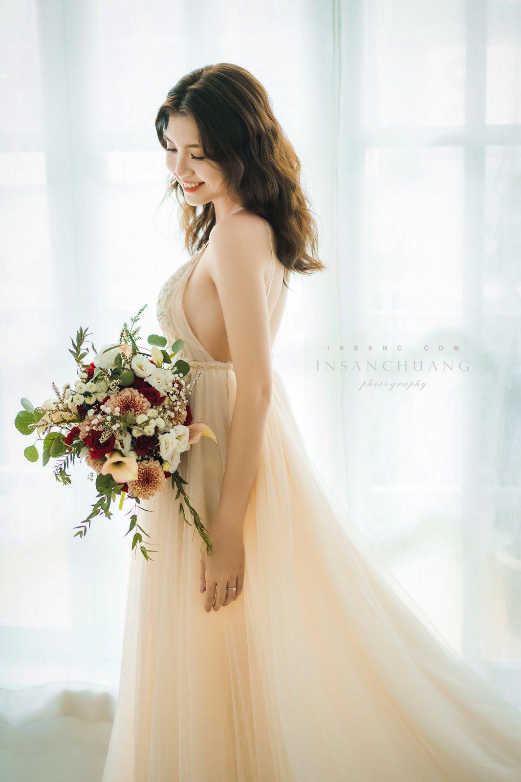婚攝英聖-婚紗寫真