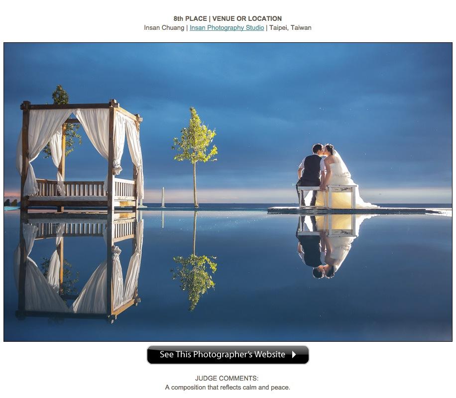 ISPWP Fall 2014 Wedding Photography