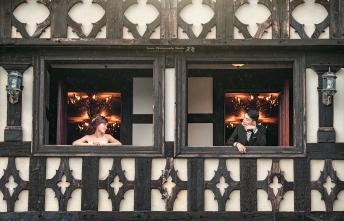婚攝英聖清境老英格蘭婚紗作品