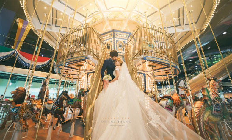 婚攝英聖-君樂飯店婚禮紀錄-2018