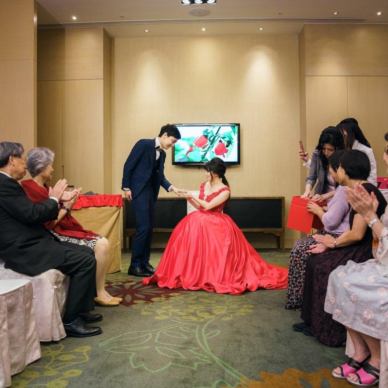 婚攝英聖-婚禮記錄-婚紗攝影-WED191104P 074